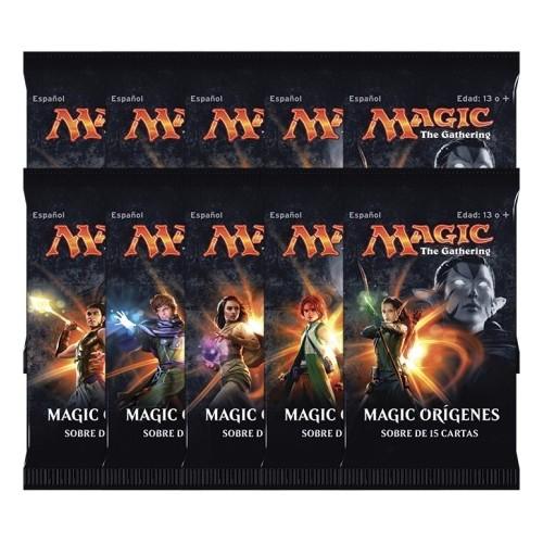 Sobre  Magic Origenes