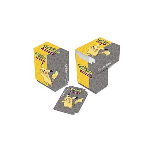 Deck Box Ultra Pro - Pikachu