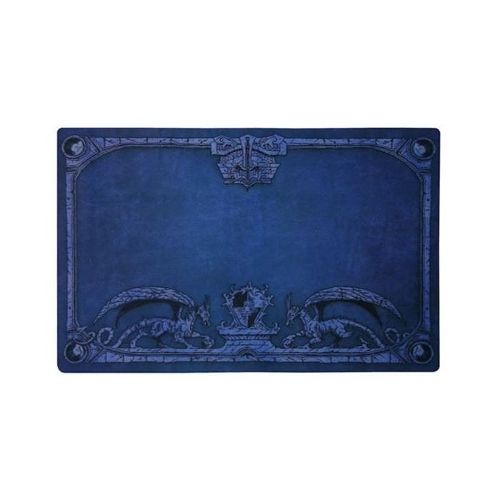 Playmat Azul Dragon Shield