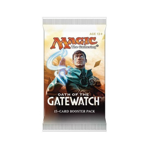 Magic The Gathering El Juramento de los Guardianes Sobres Ingles
