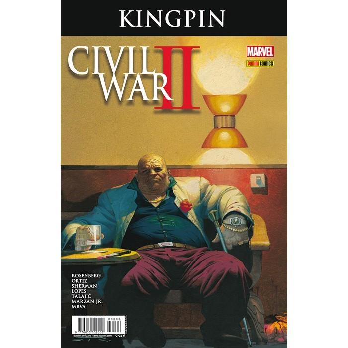 KINGPIN - CIVIL WAR II CROSSOVER 3